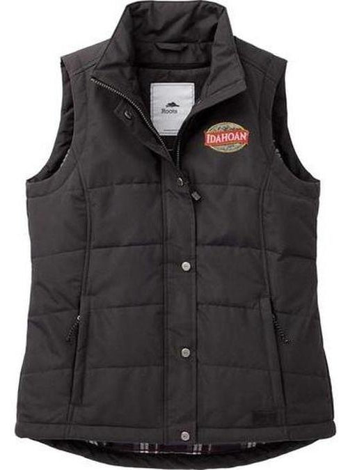Ladies Roots73 Traillake Insulated Vest-Thread Logic no-logo