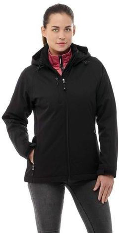 Elevate-Ladies BRYCE Insulated Softshell Jacket-Thread Logic no-logo