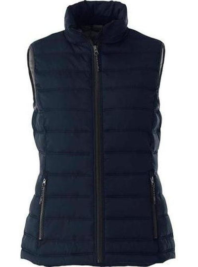 Elevate-Ladies MERCER Insulated Vest-XS-Navy-Thread Logic