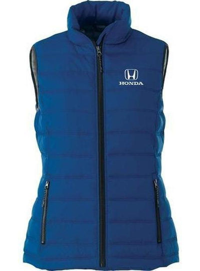 Elevate-Ladies MERCER Insulated Vest-Thread Logic no-logo
