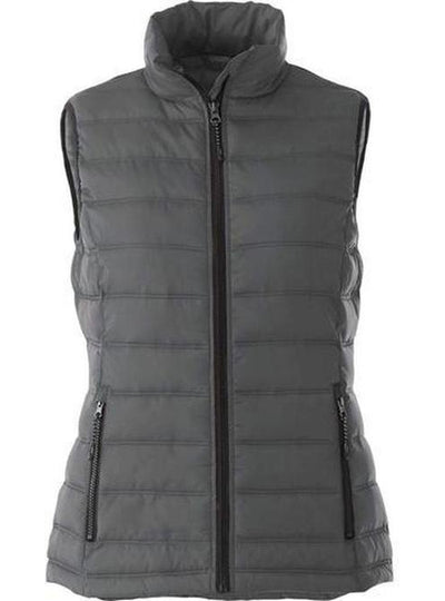 Elevate-Ladies MERCER Insulated Vest-XS-Steel Grey-Thread Logic