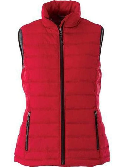 Elevate-Ladies MERCER Insulated Vest-XS-Team Red-Thread Logic
