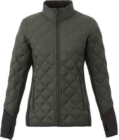 Elevate Ladies Rougemont Hybrid Insulated Jacket
