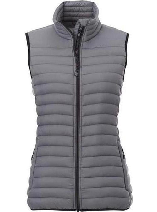 Roots73 Ladies Eaglecove Down Vest-S-Quarry-Thread Logic