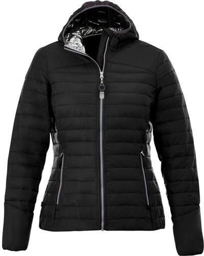 Elevate-Ladies SILVERTON Packable Insulated Jacket-XS-Black-Thread Logic