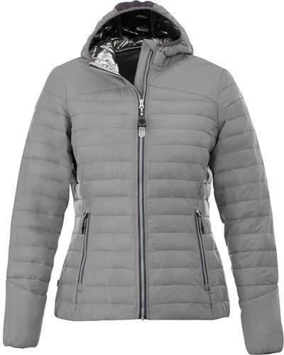Elevate-Ladies SILVERTON Packable Insulated Jacket-XS-Quarry-Thread Logic