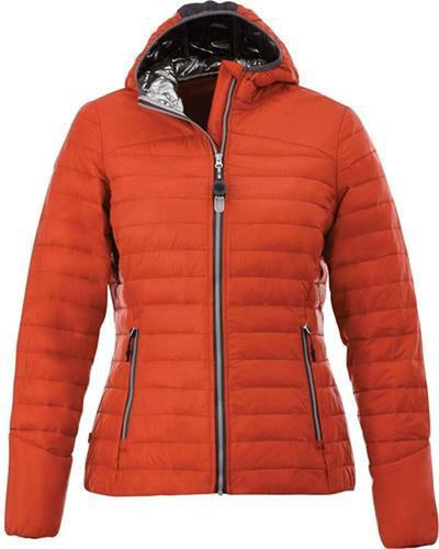 Elevate-Ladies SILVERTON Packable Insulated Jacket-XS-Saffron-Thread Logic