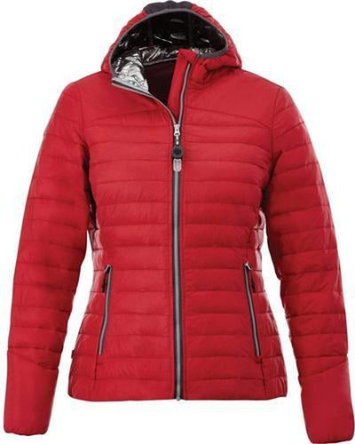 Elevate-Ladies SILVERTON Packable Insulated Jacket-XS-Team Red-Thread Logic