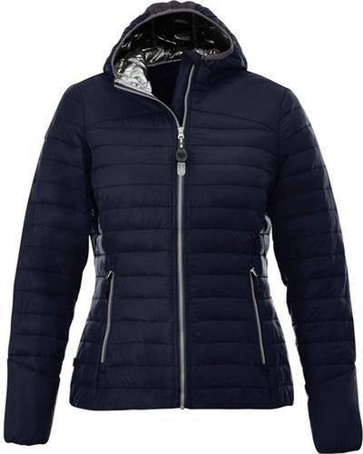 Elevate-Ladies SILVERTON Packable Insulated Jacket-XS-Vintage Navy-Thread Logic