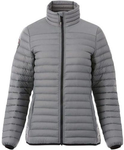 Ladies Roots73 Beechriver Down Jacket-XS-Quarry-Thread Logic