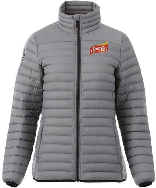Ladies Roots73 Beechriver Down Jacket-Thread Logic no-logo
