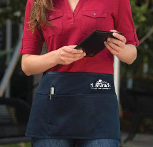 Port Authority Waist Apron with Pockets
