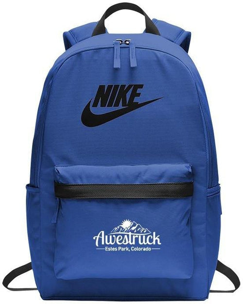 Nike Heritage 2.0 Backpack-Bags-Thread Logic