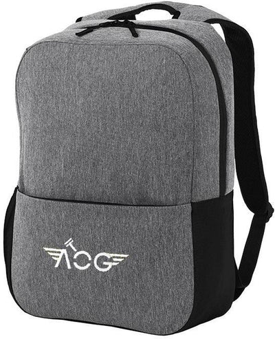 Port Authority Access Square Backpack-Bags-Thread Logic
