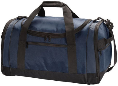 Port Authority-Voyager Sports Duffel-Navy-Thread Logic