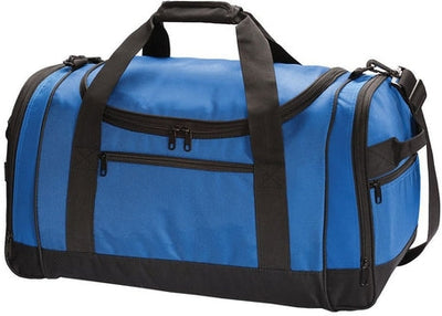 Port Authority-Voyager Sports Duffel-Twilight Blue-Thread Logic