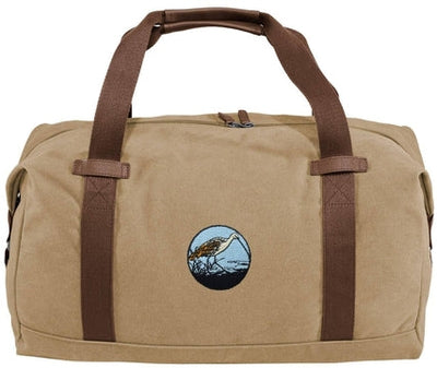 Port Authority-Cotton Canvas Duffle-Thread Logic