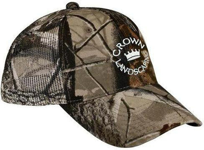 Port Authority Pro Camouflage Mesh Back-Caps-Thread Logic