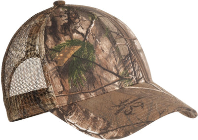 Port Authority-Pro Camouflage Mesh Back-Realtree Extra-Thread Logic