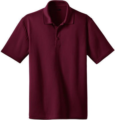Maroon Select Snag-Proof Polo Shirt
