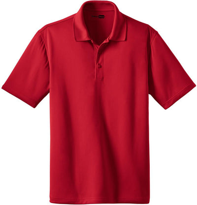 Red Select Snag-Proof Polo Shirt