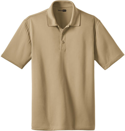 Tan Select Snag-Proof Polo Shirt