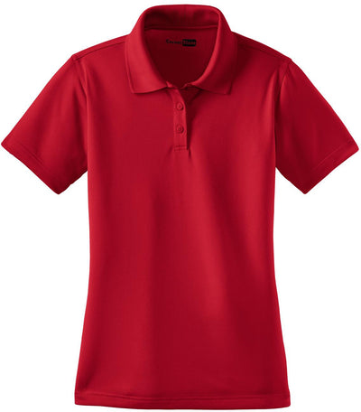 Red Ladies Select Snag-Proof Polo