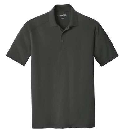 Cornerstone-Select Lightweight Snag-Proof Polo Shirt-S-Charcoal-Thread Logic
