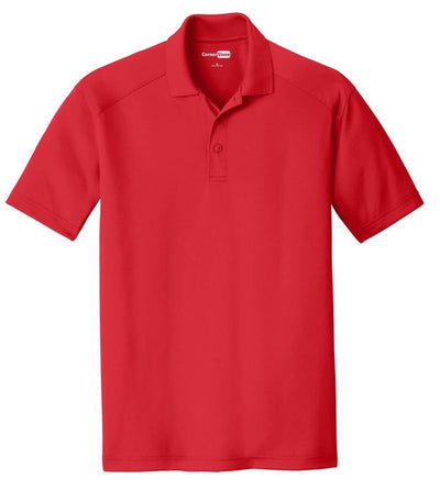 Cornerstone-Select Lightweight Snag-Proof Polo Shirt-S-Red-Thread Logic