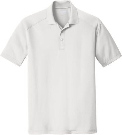 Cornerstone-Select Lightweight Snag-Proof Polo Shirt-S-White-Thread Logic