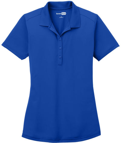 Cornerstone-Ladies Select Lightweight Snag-Proof Polo-XS-Royal-Thread Logic