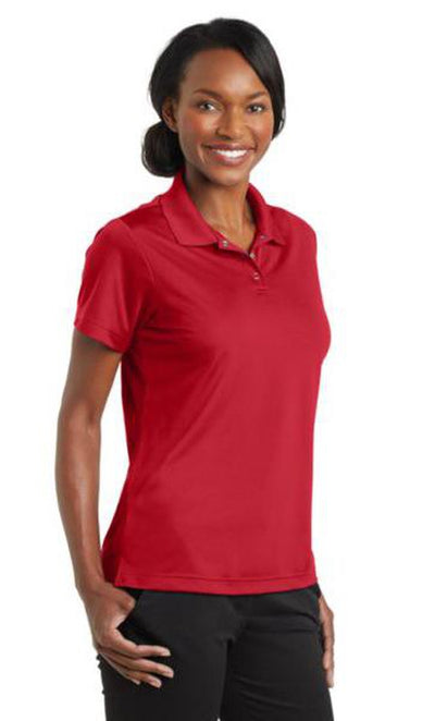 Cornerstone-Ladies Micropique Gripper Polo-Thread Logic no-logo