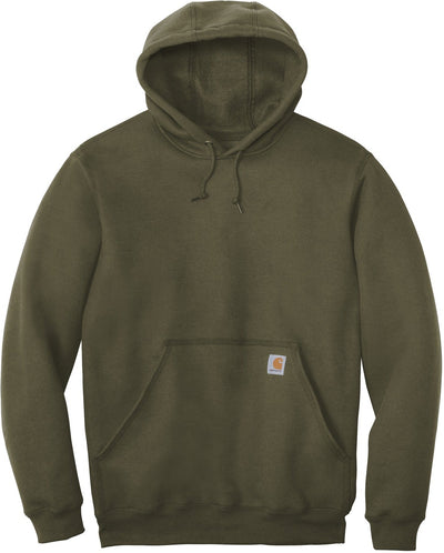 Carhartt Midweight Hooded Sweatshirt-S-Moss-Thread Logic