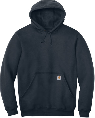 Carhartt Midweight Hooded Sweatshirt-S-New Navy-Thread Logic
