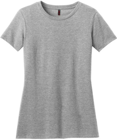 District Ladies Perfect Blend Tee-OUTLET