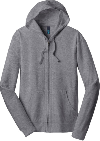 District Jersey Full-Zip Hoodie-Men's Layering-Thread Logic