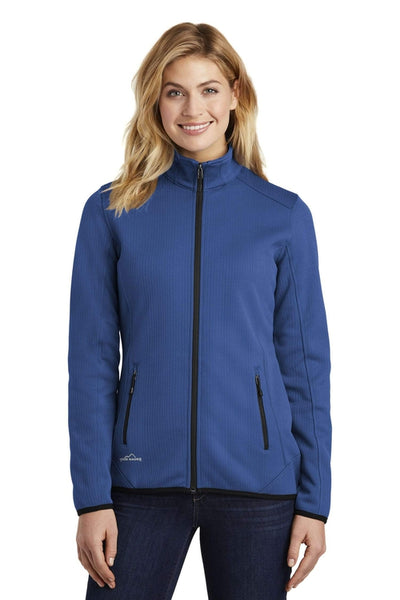 Eddie Bauer Ladies Dash Full-Zip Fleece Jacket-Thread Logic no-logo