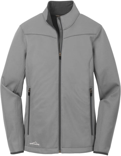 Eddie Bauer Ladies Weather-Resist Soft Shell-XS-Chrome-Thread Logic