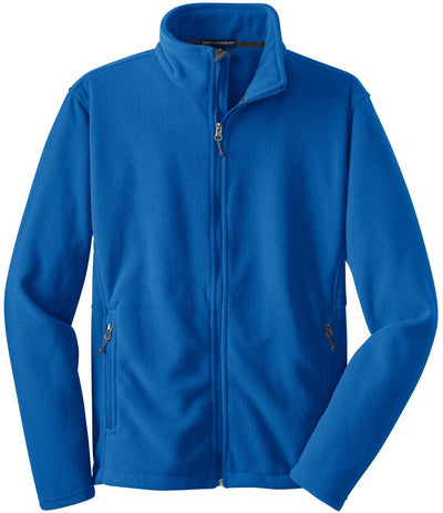 Port Authority-Value Fleece Jacket-S-Royal-Thread Logic