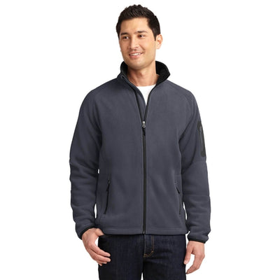 Port Authority-Enhanced Value Fleece Jacket-Thread Logic no-logo