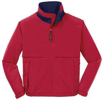 Port Authority-Legacy Jacket-S-Red/Dark Navy-Thread Logic