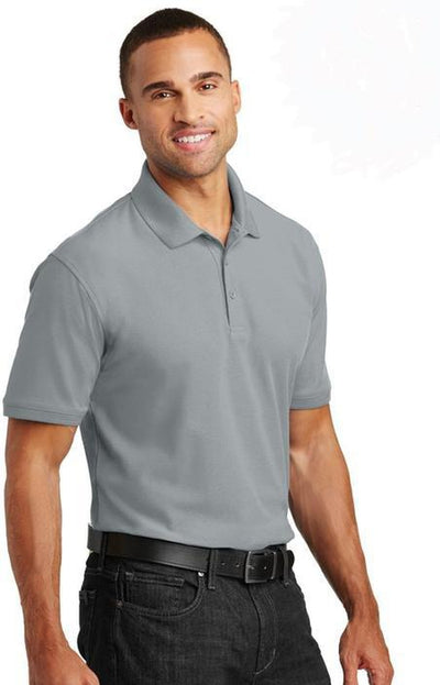 Port Authority-Core Classic Pique Polo-Thread Logic no-logo