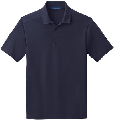 Port Authority-SuperPro Knit Polo-S-True Navy-Thread Logic