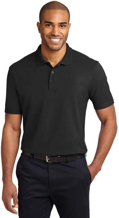 Port Authority-Stain-Resistant Polo Shirt-Thread Logic no-logo