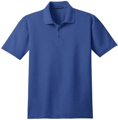 Port Authority-Stain-Resistant Polo Shirt-S-Royal-Thread Logic