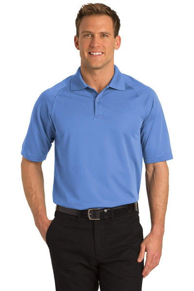 Port Authority-Dry Zone Ottoman Polo Shirt-Thread Logic no-logo