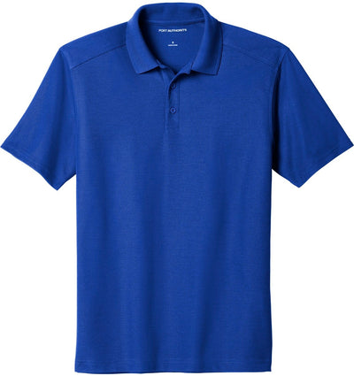 Port Authority-EZPerformance Pique Polo-XS-True Royal-Thread Logic