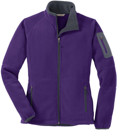 Ladies Enhanced Value Fleece Jacket