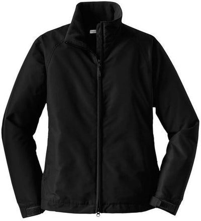Port Authority-Ladies Challenger Jacket-XS-Black-Thread Logic