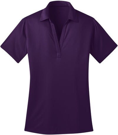 Port Authority-Ladies Silk Touch Performance-XS-Bright Purple-Thread Logic